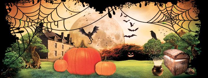 Halloween à l'Éco-Domaine !