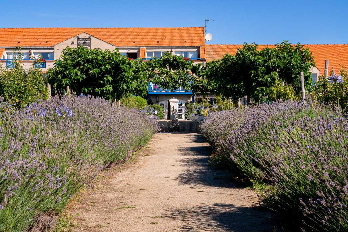 La Fontaine aux Bretons, photo de la résidence
